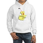 Baby in Guatemala Hooded Sweatshirt