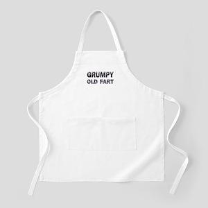 Grumpy Old Fart BBQ Apron