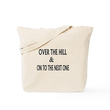 Uplifting Aging Tote Bag