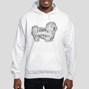 100% Cotton Hooded Sweatshirt