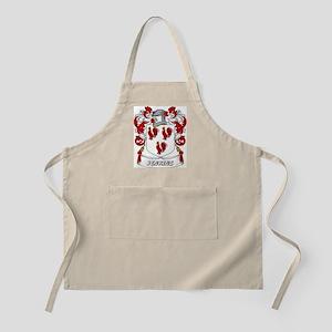 Jenkins Coat of Arms BBQ Apron