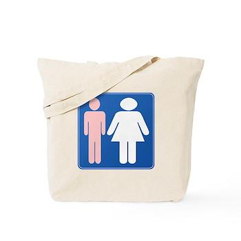 FAG HAG Sign Tote Bag