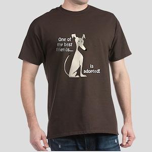 Adopted~Cream Dark T-Shirt