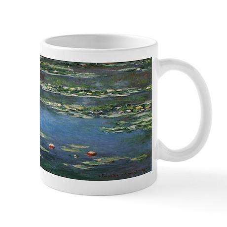 Waterlilies by Claude Monet Mug