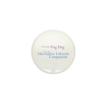 Alt. Lifestyle Companion Mini Button (10 pack)