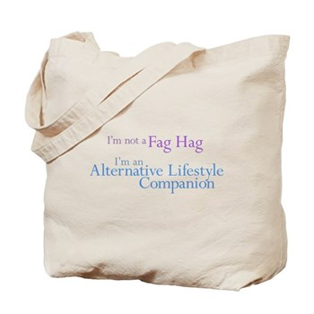 Alt. Lifestyle Companion Tote Bag