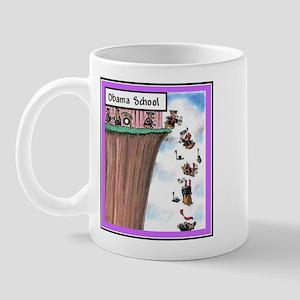 """""""Lemming School"""" Mug"""