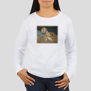 Old Dogs Rule-Jake Women's Long Sleeve T-Shirt