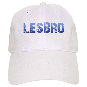 Blue Lesbro Cap