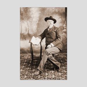 William F. Cody, Buffalo Bill Portrait Poster