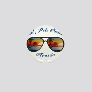 Florida - St. Pete Beach Mini Button
