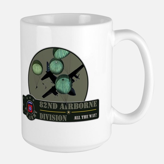 82nd Airborne Large Mug