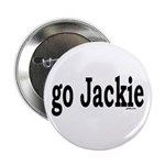 "go Jackie 2.25"" Button (100 pack)"