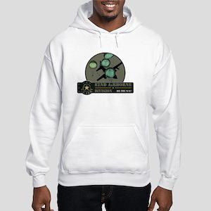 82nd Airborne Hooded Sweatshirt
