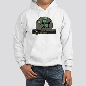 101st Airborne Hooded Sweatshirt