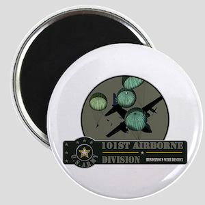 101st Airborne Magnet