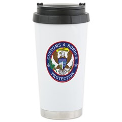 CBP Masons Stainless Steel Travel Mug