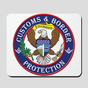 CBP Masons Mousepad