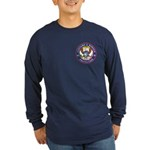 CBP Masons Long Sleeve Dark T-Shirt