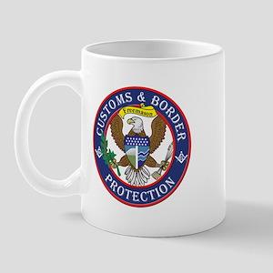 CBP Masons Mug