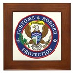 CBP Masons Framed Tile