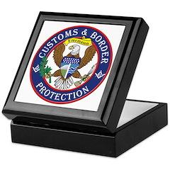 CBP Masons Keepsake Box
