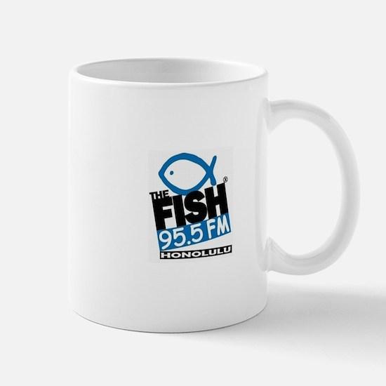 Cute Fish radio Mug