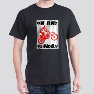 ON ANY SUNDAY Dark T-Shirt