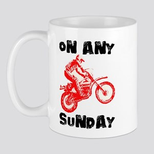 ON ANY SUNDAY Mug
