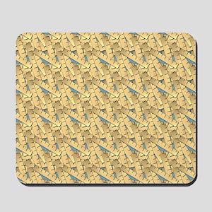 Ruler Mousepad