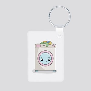 Kawaii Washing machine Keychains