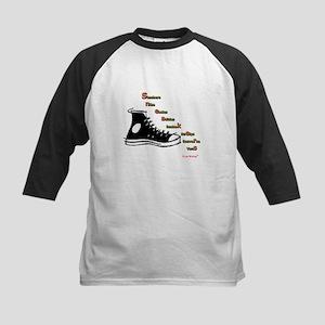 D-Lip Sneakers Kids Baseball Jersey