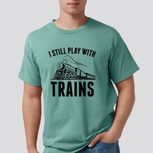 StillPlayTrains1A T-Shirt
