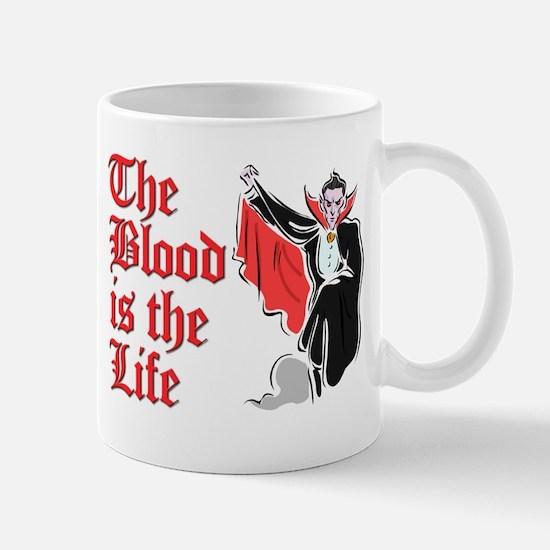 The Blood is the Life Mug