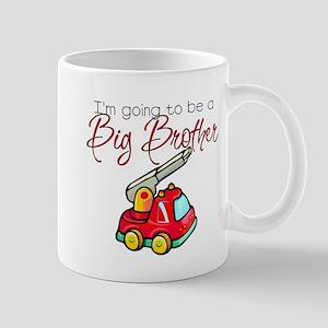 Firetruck Big Brother Mug