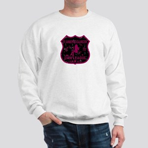 Flamenco Dancer Diva League Sweatshirt
