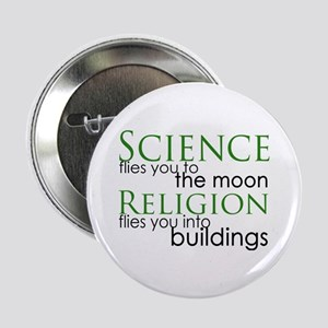 "Science and Religion 2.25"" Button"