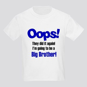 Oops Big Brother Kids Light T-Shirt