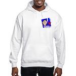 I Vote Hooded Sweatshirt