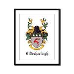 O'Dochartaigh Coat of Arms Framed Panel Print