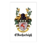 O'Dochartaigh Coat of Arms Postcards (Package of 8