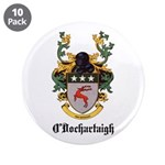 """O'Dochartaigh Coat of Arms 3.5"""" Button (10 pack)"""