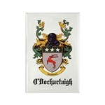 O'Dochartaigh Coat of Arms Rectangle Magnet