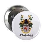 """O'Dochartaigh Coat of Arms 2.25"""" Button"""