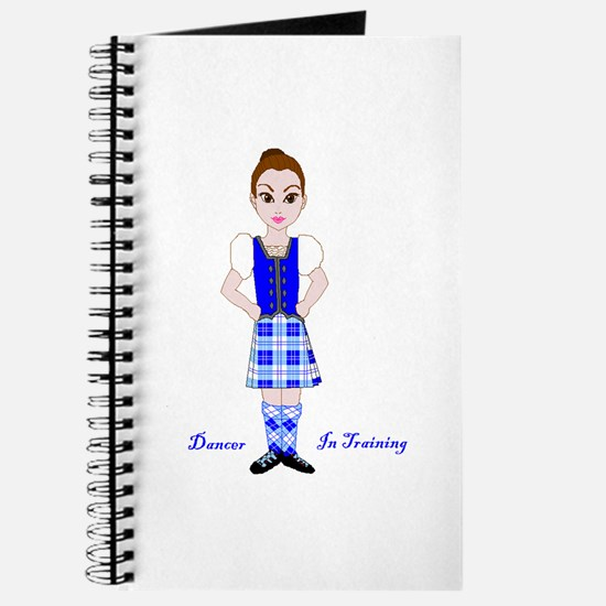 Dancer in Training Journal