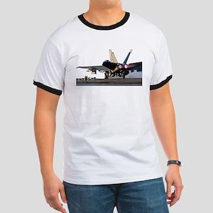 F-18 Super Hornet Women's Dark T-Shirt
