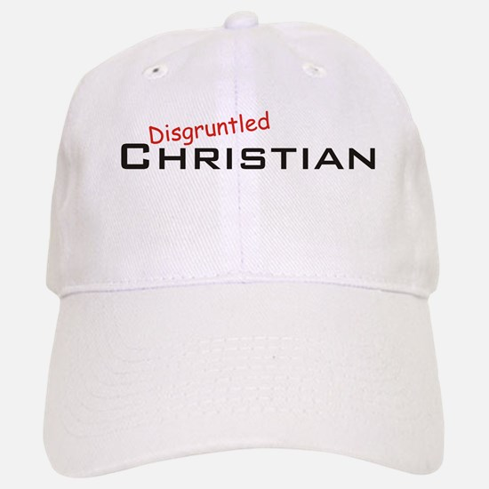 Disgruntled Christian Baseball Baseball Cap