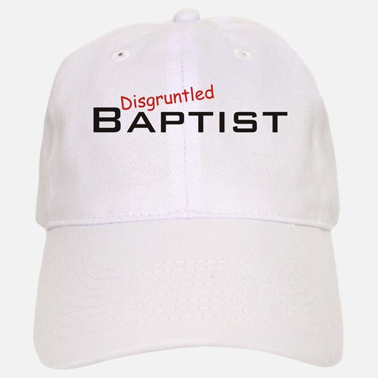 Disgruntled Baptist Baseball Baseball Cap