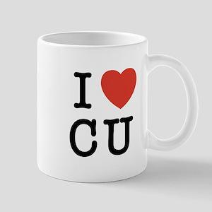 I Heart CU Mug