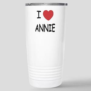 I heart annie Mugs